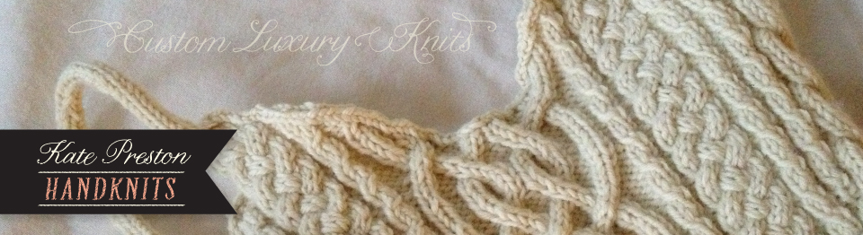 Kate Preston Handknits